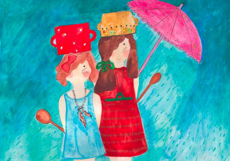 Ilustracija: Sandra Dukić